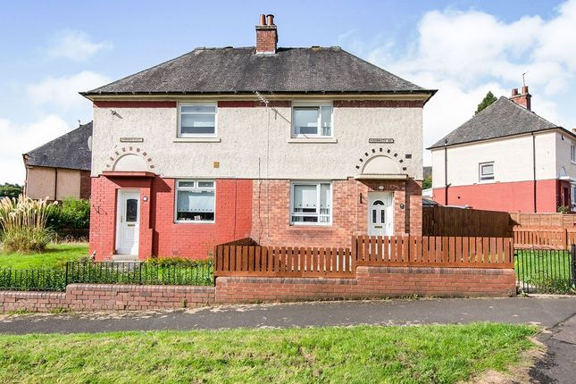 Thumbnail Semi-detached house for sale in Auchinraith Avenue, Hamilton, South Lanarkshire