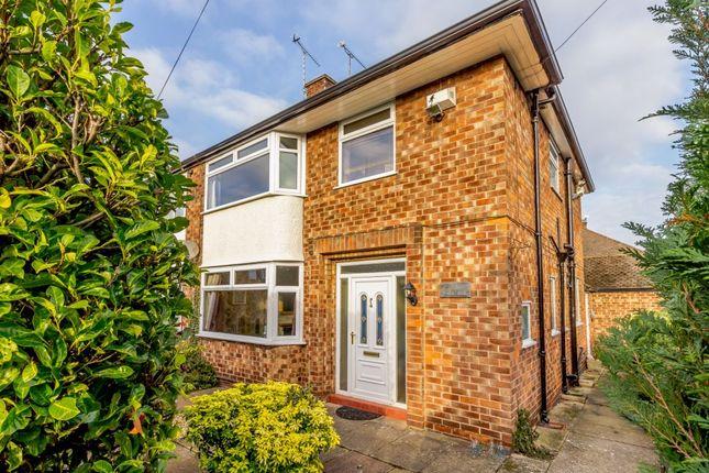 Thumbnail Semi-detached house for sale in Park Avenue, Hawarden, Deeside, Flintshire