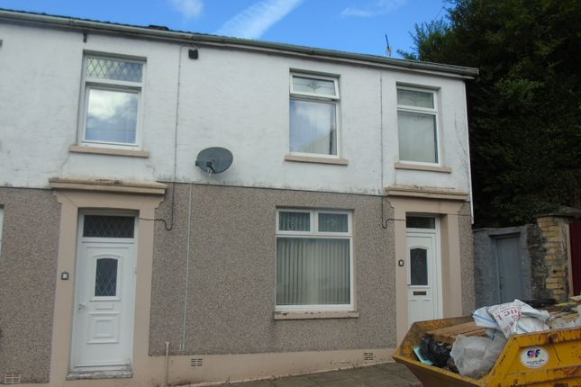 Thumbnail Terraced house for sale in Church Street, Merthyr Tydfil