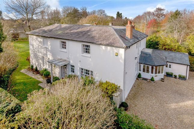 Thumbnail Detached house for sale in Ragged Appleshaw, Andover, Hampshire