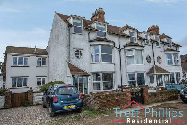 Thumbnail Terraced house for sale in Sea View Road, Mundesley, Norwich