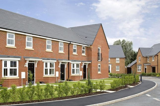 Thumbnail Terraced house for sale in Doseley Park, Dosley, Telford