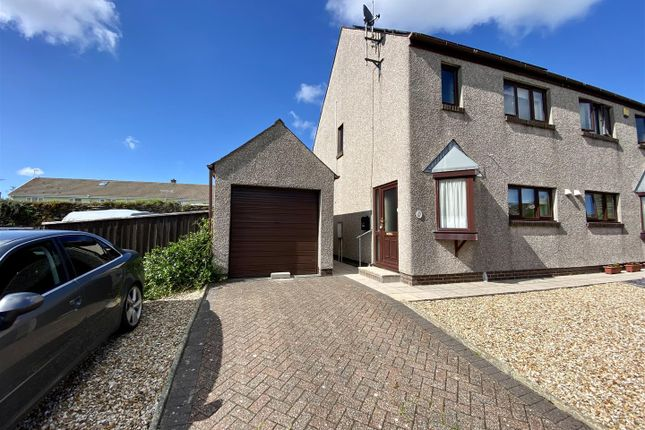 3 bed semi-detached house for sale in 18 Old Rectory Close, Letterston, Haverfordwest SA62