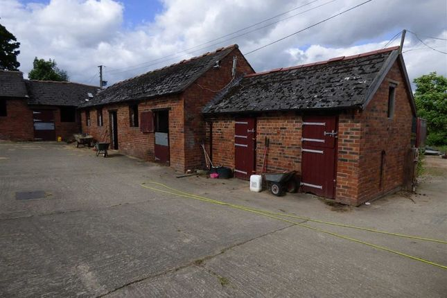 Thumbnail Barn conversion for sale in Weston Lullingfields, Shrewsbury