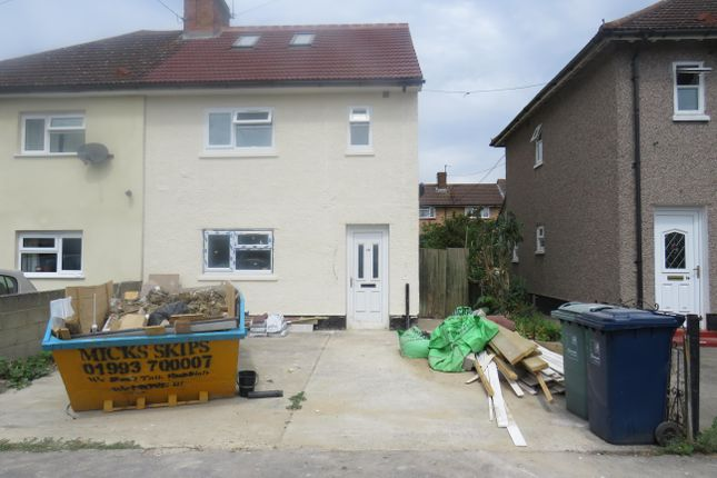 Thumbnail Property to rent in Freelands Road, Oxford