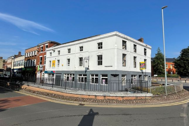 Thumbnail Retail premises to let in Nelson Place, Newcastle-Under-Lyme, Staffordshire