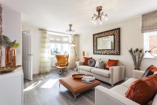 """Thumbnail End terrace house for sale in """"Kennett"""" at Braeburn Drive, Appleton, Warrington"""