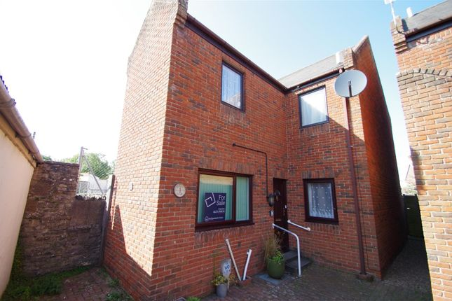 Thumbnail Detached house for sale in Sunny Nook, Cross Tree Centre, Braunton