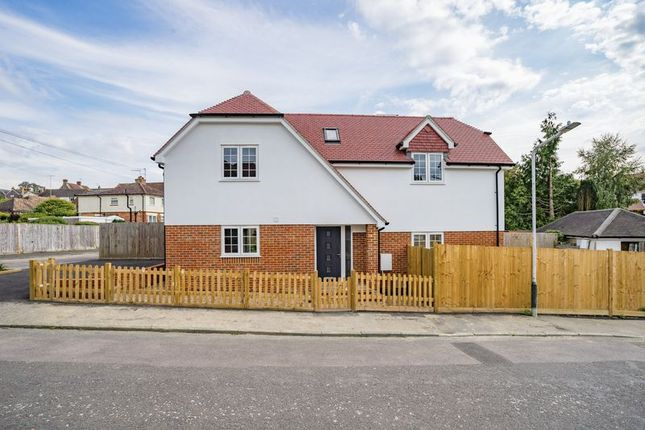 Thumbnail Detached house for sale in Doric Avenue, Southborough, Tunbridge Wells