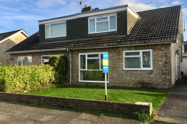 Thumbnail Semi-detached house to rent in West Park Drive, Porthcawl