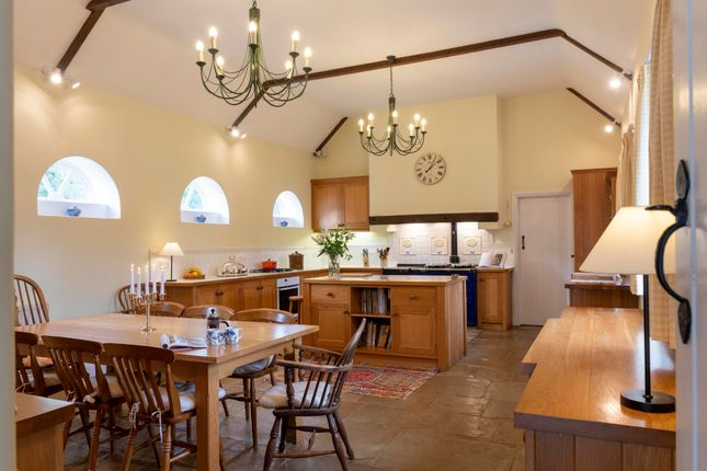 Dining Kitchen In The Old Stables