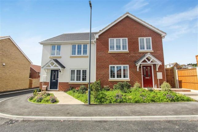 Thumbnail Semi-detached house for sale in The Bull Mews, Everlsey, Essex