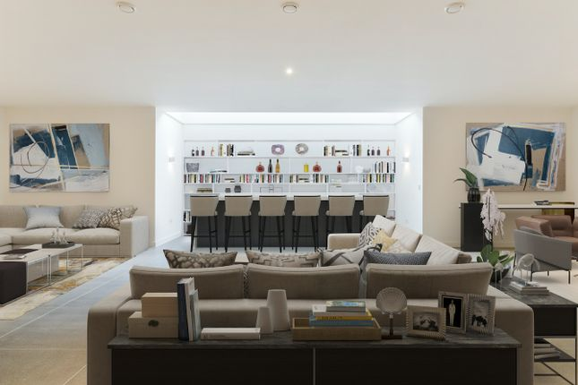 Thumbnail Town house for sale in Somerset Road, London