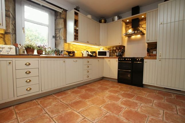 Kitchen of Old Kinglass Farmhouse, Borrowstoun Road, Bo'ness EH51