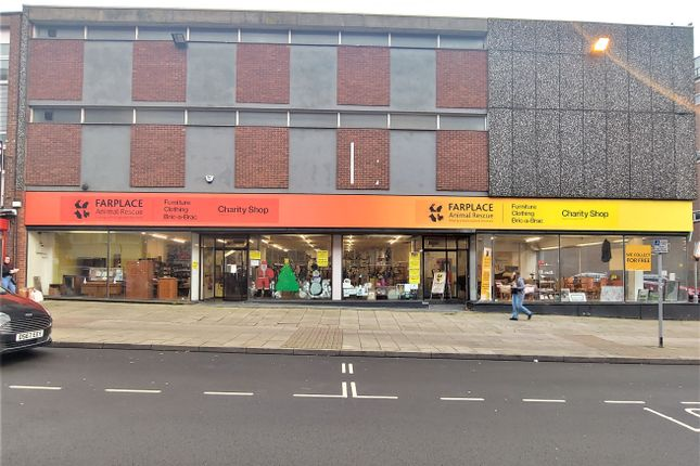 Thumbnail Retail premises to let in 12 - 16 Town Road, Stoke-On-Trent