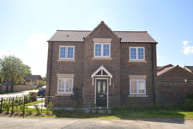 Thumbnail Detached house for sale in Bloom Drive, Wetherby, West Yorkshire