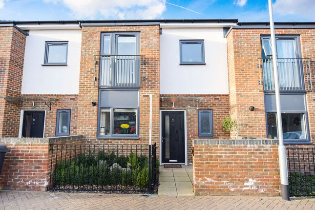 Thumbnail Terraced house for sale in Meyrick Mead, Harlow