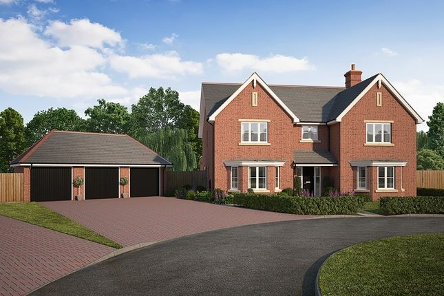 """Thumbnail Detached house for sale in """"Oak House"""" at Kendal End Road, Barnt Green, Birmingham"""