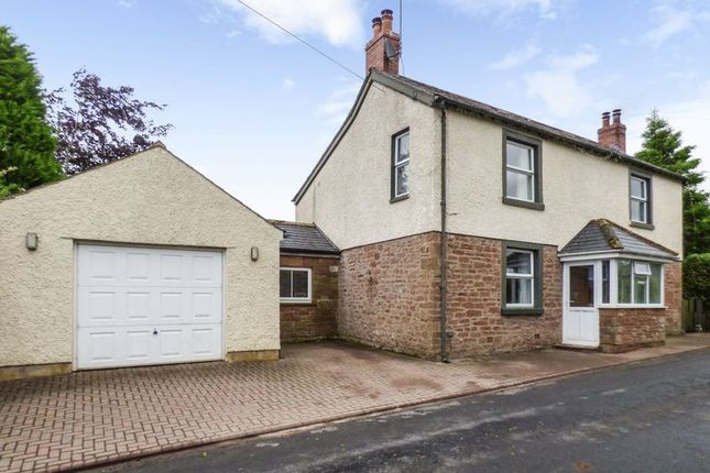 Thumbnail Detached house for sale in Netheronsett, Carlisle