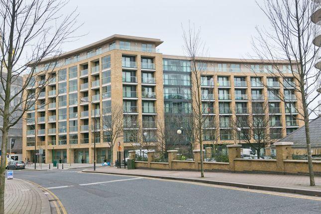 Thumbnail Flat for sale in Needleman Street, London