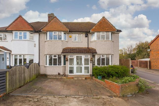 4 bed semi-detached house for sale in The Hawthorns, Ewell, Epsom KT17