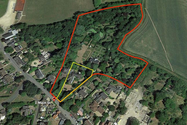 Thumbnail Land for sale in Main Street, Little Thetford, Ely