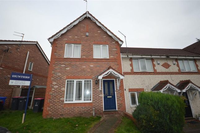 Thumbnail Semi-detached house to rent in Border Brook Lane, Worsley, Manchester