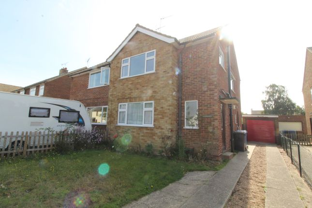Thumbnail Semi-detached house to rent in The Street, Shotley, Ipswich, Suffolk