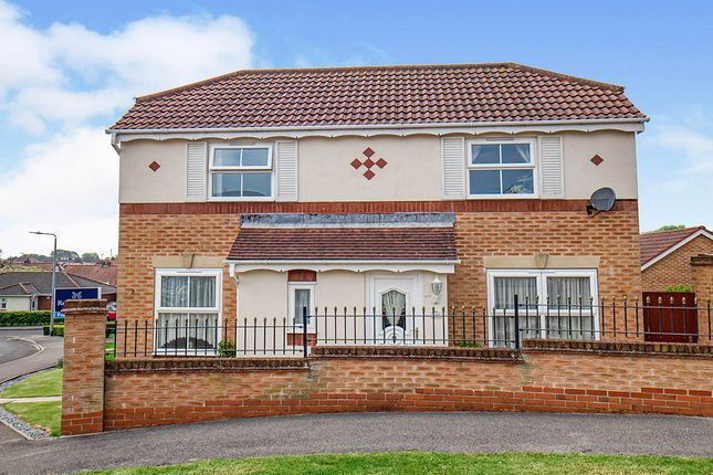 Thumbnail Detached house for sale in Aysgarth Rise, Bridlington, East Yorkshire