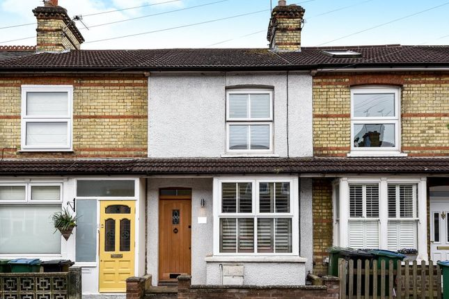 2 bed terraced house for sale in Watford, Hertfordshire