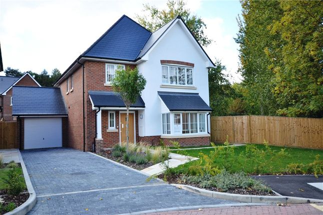 Thumbnail Detached house for sale in Victoria Place, Crowthorne, Berkshire