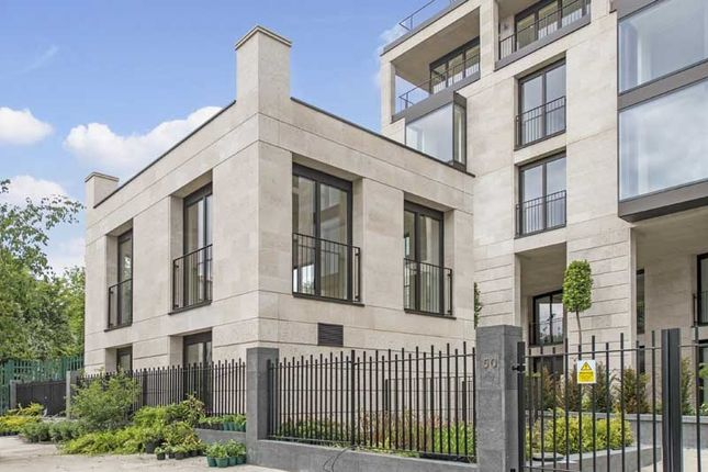 Thumbnail Property to rent in 50 St Edmunds Terrace St Johns Wood, London