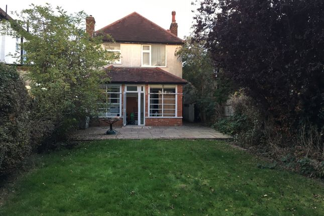 Thumbnail Detached house for sale in Cheam Common Road, Cheam