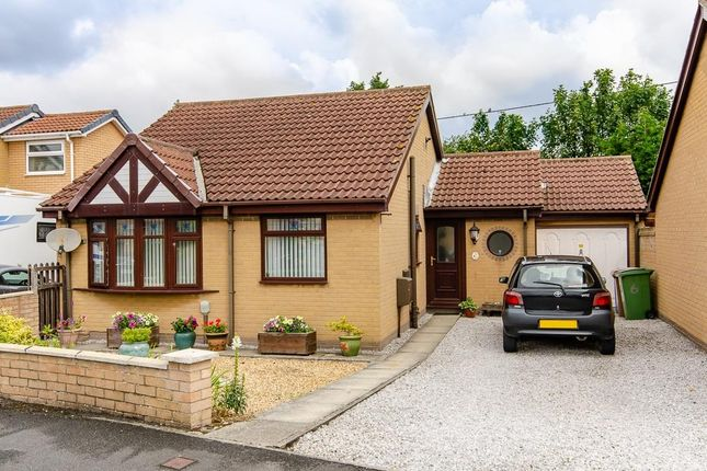Thumbnail Detached bungalow for sale in Ferryman Park, Paull, Hull