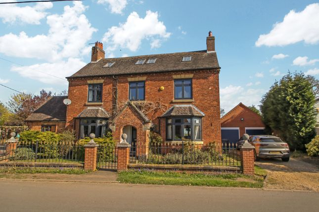 Thumbnail Detached house for sale in Atterton Lane, Witherley, Atherstone