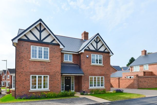Thumbnail Detached house for sale in Butterwick Close, Barnt Green, Birmingham