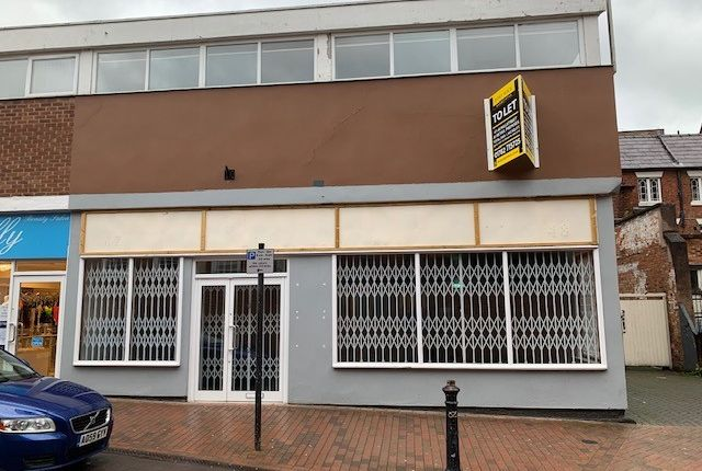 Thumbnail Retail premises to let in 47-48 Mill Street, Stafford, Staffordshire