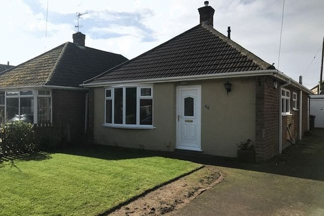 Thumbnail Detached bungalow to rent in Harby Avenue, Sutton-In-Ashfield