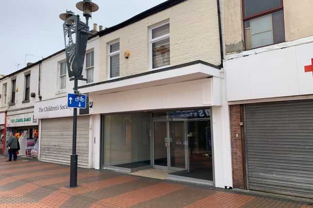 Retail premises for sale in 40 Blandford Street, Sunderland