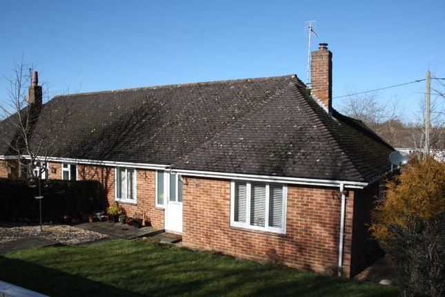 Thumbnail Semi-detached bungalow for sale in Green Close, Sturminster Newton
