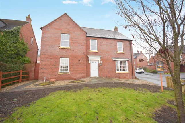 Thumbnail Detached house for sale in Thomas Bland Road, Bishopton, Stratford-Upon-Avon