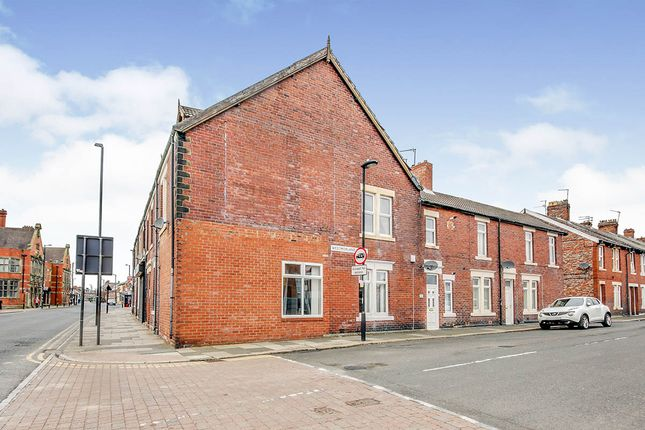 3 bed flat for sale in Westmorland Street, Wallsend, Tyne And Wear NE28