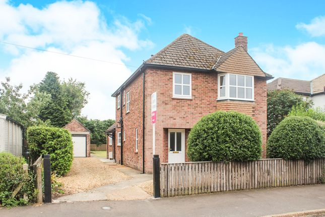 Thumbnail Detached house for sale in Kensington Road, King's Lynn