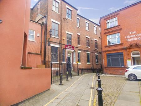 Office to let in 2nd Floor, Meeks Building, Rowbotham Square, Wigan
