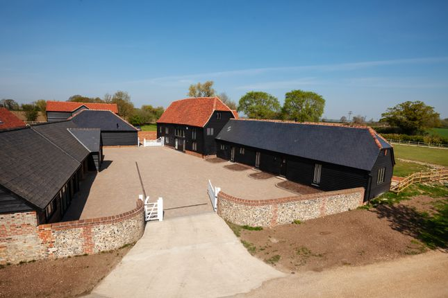 Thumbnail Barn conversion for sale in Tindon End, Great Sampford, Saffron Walden