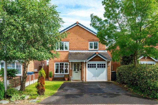 Thumbnail Detached house for sale in Wooler Grove, Hindley, Wigan