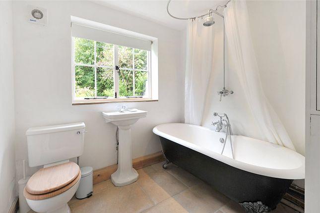Bathroom of Castle Combe, Wiltshire SN14