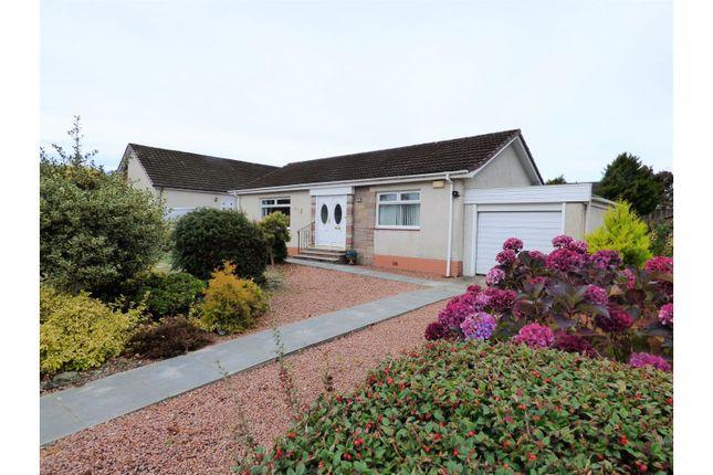 Thumbnail Detached bungalow for sale in Moyness Park Drive, Blairgowrie