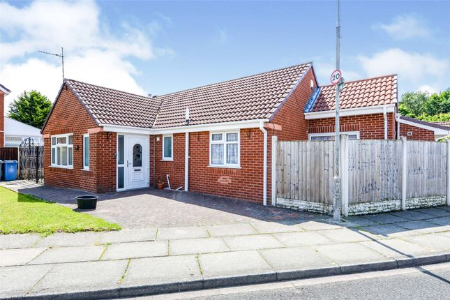 Thumbnail Bungalow for sale in Crompton Drive, Liverpool, Merseyside