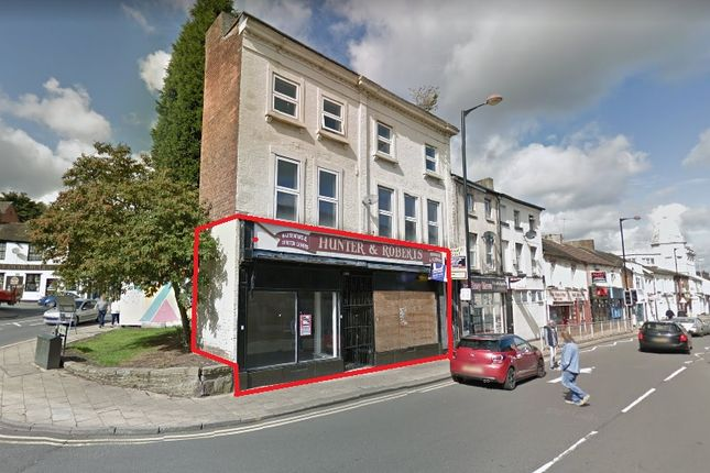 Retail premises to let in Liverpool Road, Stoke On Trent